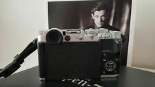 Olympus PEN-F Silver BODY ONLY Only 4125 activations Almost NEW.