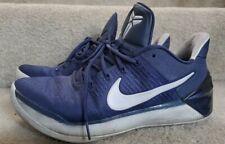 Nike Zoom Kobe AD Navy Blue/White TB Mens Size 10.5 Preowned