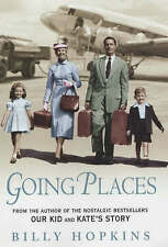 Going Places By Billy Hopkins, Fiction Book.