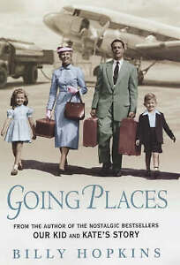 Going Places by Billy Hopkins, Hardback