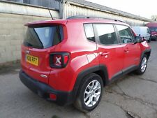 "2016""16""JEEP RENEGADE LONGITUDE ONLY 1,650 MILES DAMAGED SALVAGE DRIVES CAT.D"