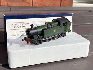 Bachmann 32-080 Class 56XX Tank 5601 BR Lined Green L/Crest - Mint Rare