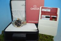 Omega Seamaster Aqua Terra 150m Co-Axial GMT Automatik, B&P, UNGETRAGEN !