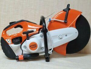 STIHL Concrete Cut-Off Saw Machine Cutquik TS 420, GENUINE NEW