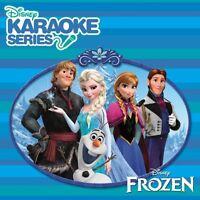 Frozen Karaoke - Disney Karaoke Series: Frozen [CD]