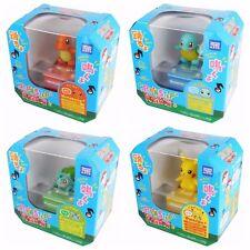 New Pokemon Go Pop'n Step Toy Figure set Takara Tomy Arts Talking Dancing Japan