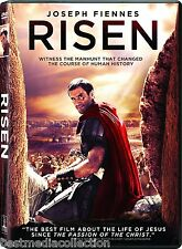 BRAND NEW - Risen DVD NEW 2016 Joseph Fiennes, Tom Felton Drama Bible SEALED !