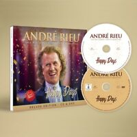 HAPPY DAYS (DELUXE EDITION) - RIEU,ANDRE   CD+DVD NEU
