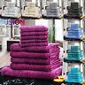 Luxury Towel Bale Set 100% Egyptian Cotton 10 PC Face Hand Bath Bathroom Towels
