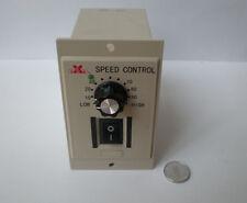 Input AC220V Output DC0-90V Motor Speed Controller 120W