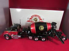 2007 FIRST GEAR MACK GRANITE WITH BRIDGEMASTER CEMENT MIXER 1/34 SCALE DIE-CAST