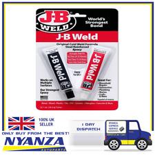 JB Weld J-B Original Cold Weld Formula Steel Reinforced Epoxy Metal Wood Plastic