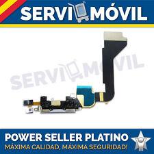 FLEX CABLE DE CARGA PARA APPLE IPHONE 4G BLANCO 4 DOCK CARGADOR
