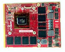 731MJ For Dell Alienware M17x R2 1GB Graphics AMD HD5870 5870M Video Card RV546