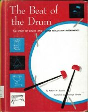 History Of Drums & Other Percussion Instruments, 1967 Book