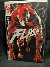 THE FLASH 56 FOIL COVER - NEAR MINT COMBINED SHIPPING BAG BOARDED