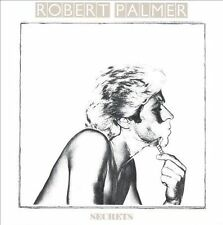 Secrets by Robert Palmer (CD, Aug-1989, Island) Brand New