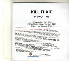 (DS40) Pray On Me, Kill It Kid - 2011 DJ CD