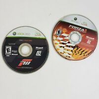 Forza Motorsport 2 and 3 Bundle (Xbox 360) Game Discs Only