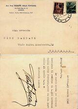 RE DI MAGGIO-1L+2L(552+553) DEMOCRATICA-Cartolina Modena 25.5.1946