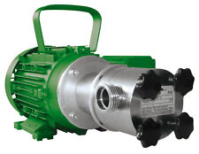 Neoprene Impeller Pumpe ZUWA NIROSTAR 2000-B/PT, 60L/min, 230V, 0,55KW, n=2800