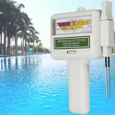 Swimming Pool Water Quality Tester PH Chlorine Test Spa Water Monitor Testing