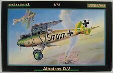 eduard 7020 - Albatros D.V - 1:72 - Flugzeug Modellbausatz - Model Kit