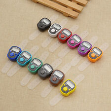 Stitch Marker Row Counter Finger LED Electronic Hand Ring Digit Tally Counter