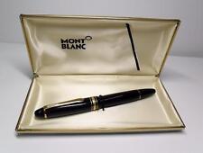 Montblanc Meisterstuck No.146 Fountain Pen w 4810 solid 14k 585 Montblanc M nib