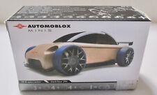 Sport Sedan S9-R - Automoblox Mini - New in Sealed Box
