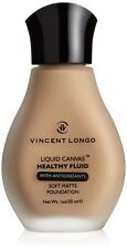 VINCENT LONGO Liquid Canvas Healthy Fluid Soft Matte Foundation Natural