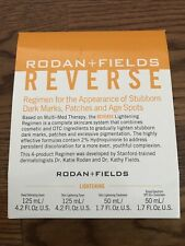 Rodan+fields Reverse Lightening Regimen. New And Sealed. Exp 05/2022