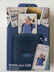 Fuji INSTAX mini Link Smartphone Printer - Dark Denim