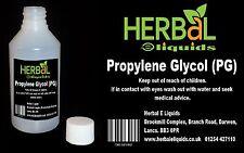 Propylene Glycol High Grade (PG) E Liquid 0mg Nicotine 500ml FREE UK Post