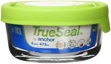 Anchor Hocking 2-c. Round True Seal Canister