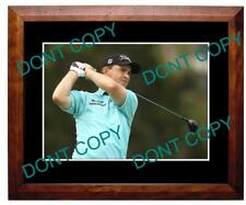 GREG CHALMERS 2011 AUST OPEN GOLF WIN LARGE A3 PHOTO 4
