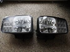 JCB SIDE MOUNTED LED WORKING HEAD LIGHTS (PAIR)