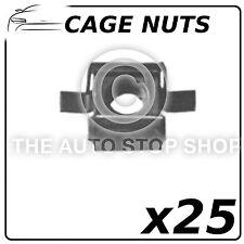 M8 Métal Cage Écrous Renault Gamme Megane Gamme Pièce Numéro 141re Paquet de
