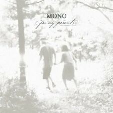 """MONO """"for my parents"""" CD Rock Nuovo"""