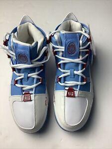 Nike Zoom LeBron 3 III QS Houston Oilers James Blue AO2434 400 Men's Size 10