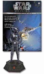 Star Wars - Jeux d'Echec Altaya - #32 Imperial Gunner - Pion noir