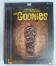 LOS GOONIES. PELICULA EN DVD. EDICIÓN DIGIBOOK. VERSIÓN ESPAÑA.NUEVA,PRECINTADA.