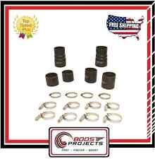 BD DIESEL Intercooler Hose & Clamp Kit Ford 7.3L PowerStroke 1999-2003 # 1047030