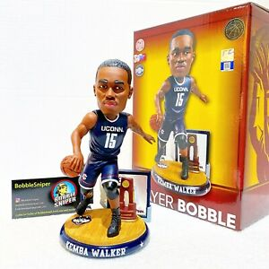 KEMBA WALKER Uconn Huskies Boston Celtics NCAA Limited Edition Bobblehead