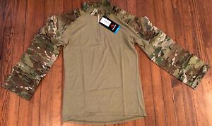 Patagonia Level 9 Combat Shirt Multicam Large NSW SEAL SOF CAG