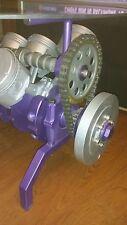 custom made big block mopar 383 400 426 440 coffee table plum crazy purple dodge
