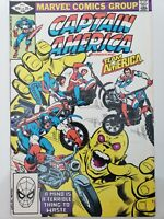 CAPTAIN AMERICA #269 (1982) MARVEL COMICS 1ST APPEARANCE OF TEAM AMERICA!