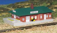 N-Gauge - Bachmann - Plasticville Passenger Station