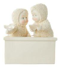 Dept 56 Snowbabies Shirley Temples Figurine Ornament 10.5cm 4051856 New