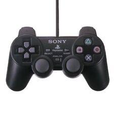 Genuine Sony PlayStation 2 Dualshock Wired Controller *black* OEM